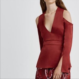 C/Meo Collective Out of Danger L/S Top in Fig